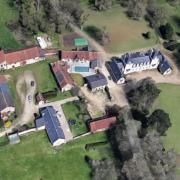 Saint-Eloi-du-Gy (Cher) Le domaine du Péron