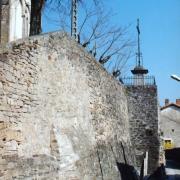 Saint-Félix-de-Sorgues (Aveyron) les remparts