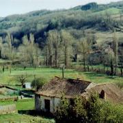 Saint-Félix-de-Sorgues (Aveyron) un moulin