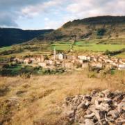 Saint-Félix-de-Sorgues (Aveyron) Vue générale