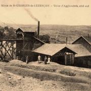 Saint-Georges-de-Luzençon (Aveyron) La mine