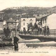 Saint-Georges-de-Luzençon (Aveyron) Le Mas des Campels