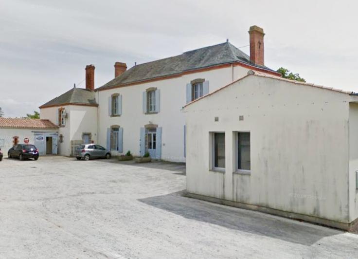 Saint-Gervais (Vendée) La mairie