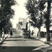Saint-Gilles-Croix-de-Vie (Vendée) L'avenue de la plage CPA