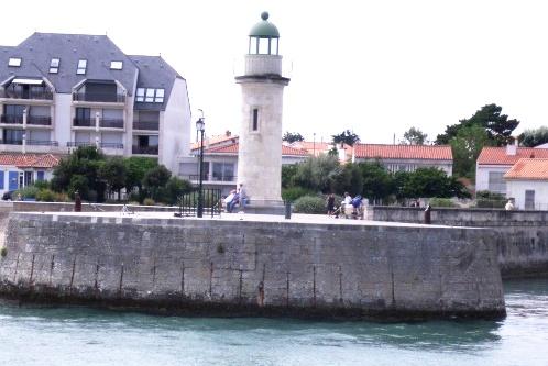 Saint-Gilles-Croix-de-Vie (Vendée) La tour Joséphine