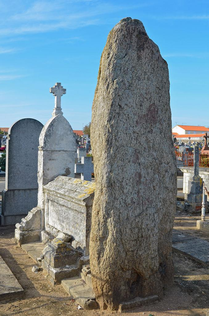 Saint-Gilles-Croix-de-Vie (Vendée) Le cimetière