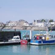 Saint-Gilles-Croix-de-Vie (Vendée) Le port de pèche