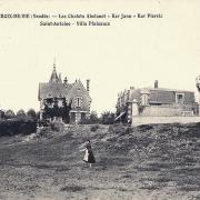 Saint-Gilles-Croix-de-Vie (Vendée) Les chalets CPA