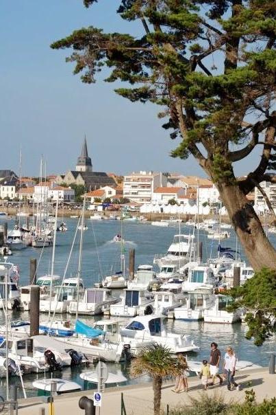 Saint-Gilles-Croix-de-Vie (Vendée) Port-la-Vie