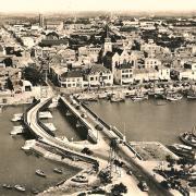 Saint-Gilles-Croix-de-Vie (Vendée) Le pont CPA