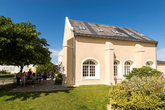 Saint-Hilaire-de-Riez (Vendée) L'ancienne chapelle, Office de Tourisme