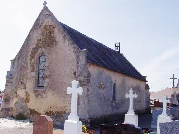 Saint-Hilaire-de-Riez (Vendée) La chapelle Notre-Dame de Pitié