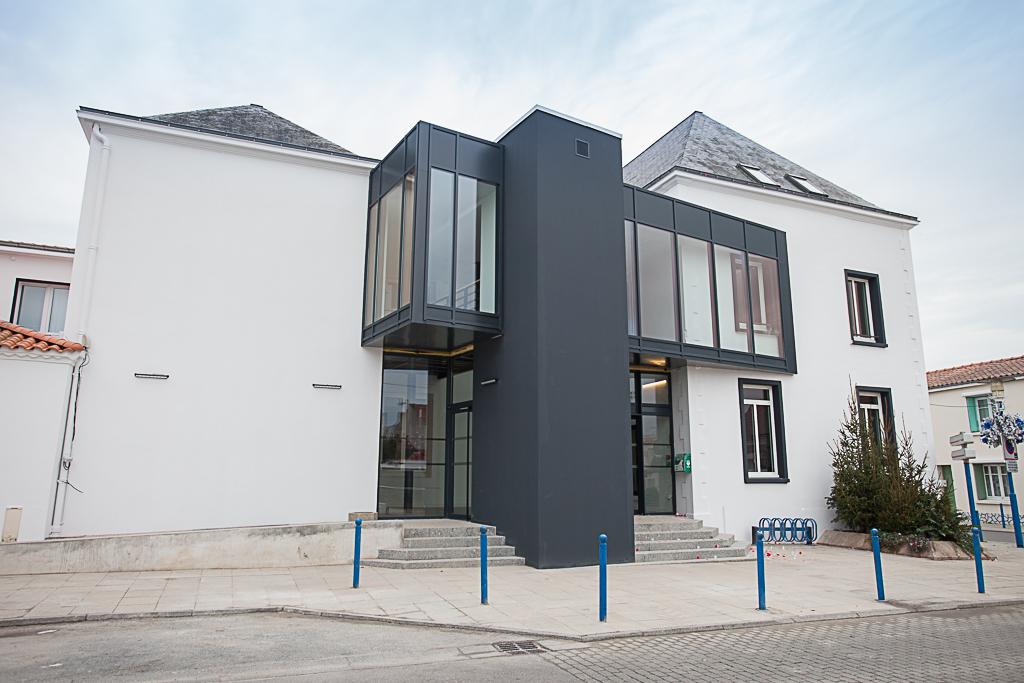Saint-Hilaire-de-Riez (Vendée) La mairie