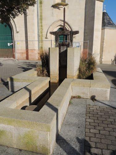 Saint-Hilaire-de-Riez (Vendée) La petite écluse