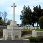 Saint hilaire lez cambrai 59 le british cemetery