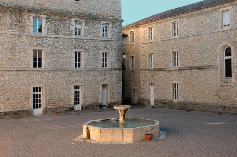 Saint-Hippolyte-du-Fort (Gard) Le fort