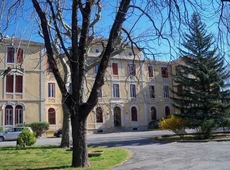 Saint-Hippolyte-du-Fort (Gard) L'Institution des sourds-muets