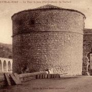 Saint-Hippolyte-du-Fort (Gard) CPA La tour Saint Jean