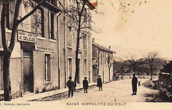 Saint-Hippolyte-du-Fort (Gard) CPA