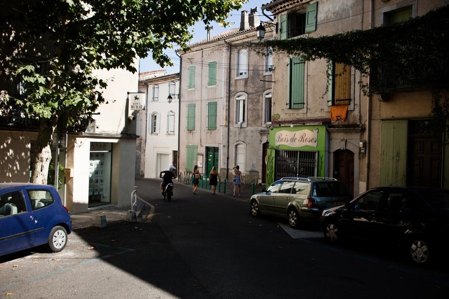 Saint-Hippolyte-du-Fort (Gard) en 2012