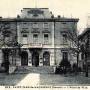 Saint-Jean-de-Maurienne (Savoie) L'Hôtel de Ville CPA