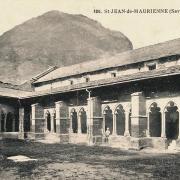 Saint-Jean-de-Maurienne (Savoie) Le Cloître CPA
