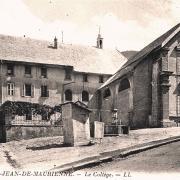 Saint-Jean-de-Maurienne (Savoie) Le collège CPA