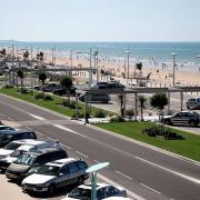 Saint-Jean-de-Monts (Vendée) L'esplanade