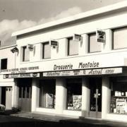 Saint-Jean-de-Monts (Vendée) La droguerie montoise en 1970