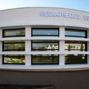 Saint-Jean-de-Monts (Vendée) La Médiathèque