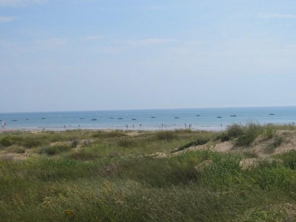 Saint-Jean-de-Monts (Vendée) La plage du Golf