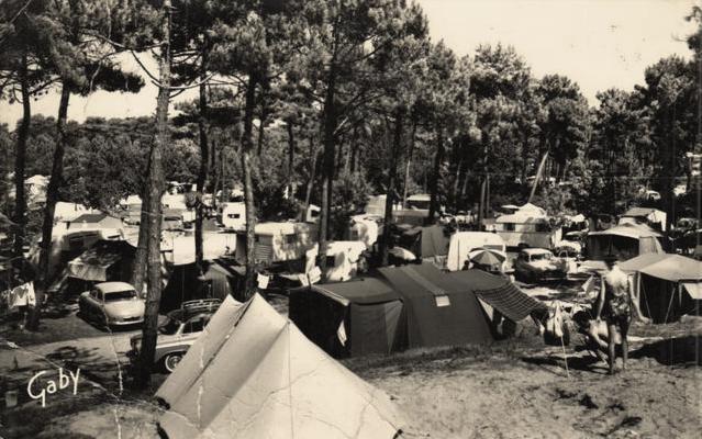 Saint-Jean-de-Monts (Vendée) Le camping CPA