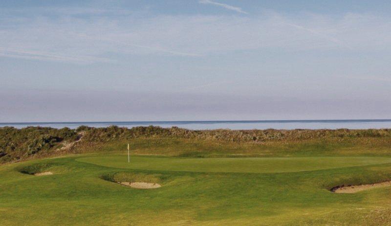 Saint-Jean-de-Monts (Vendée) Le golf