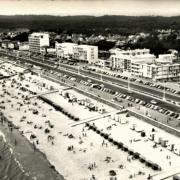 Saint-Jean-de-Monts (Vendée) Vue générale CPA