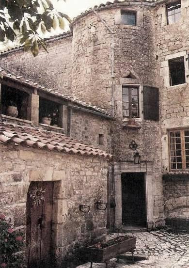 Saint-Jean-et-Saint-Paul (Aveyron) CPA Saint-Jean-d'Alcas