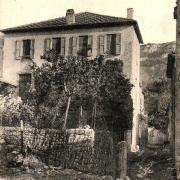 Saint-Jean-et-Saint-Paul (Aveyron) CPA Saint-Paul-des-Fonts, école