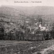 Saint-Jean-et-Saint-Paul (Aveyron) CPA Saint-Paul-des-Fonts  en 1937