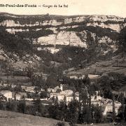 Saint-Jean-et-Saint-Paul (Aveyron) CPA