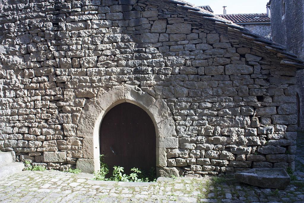 Saint-Jean-et-Saint-Paul (Aveyron) Saint-Jean-d'Alcas, bergerie