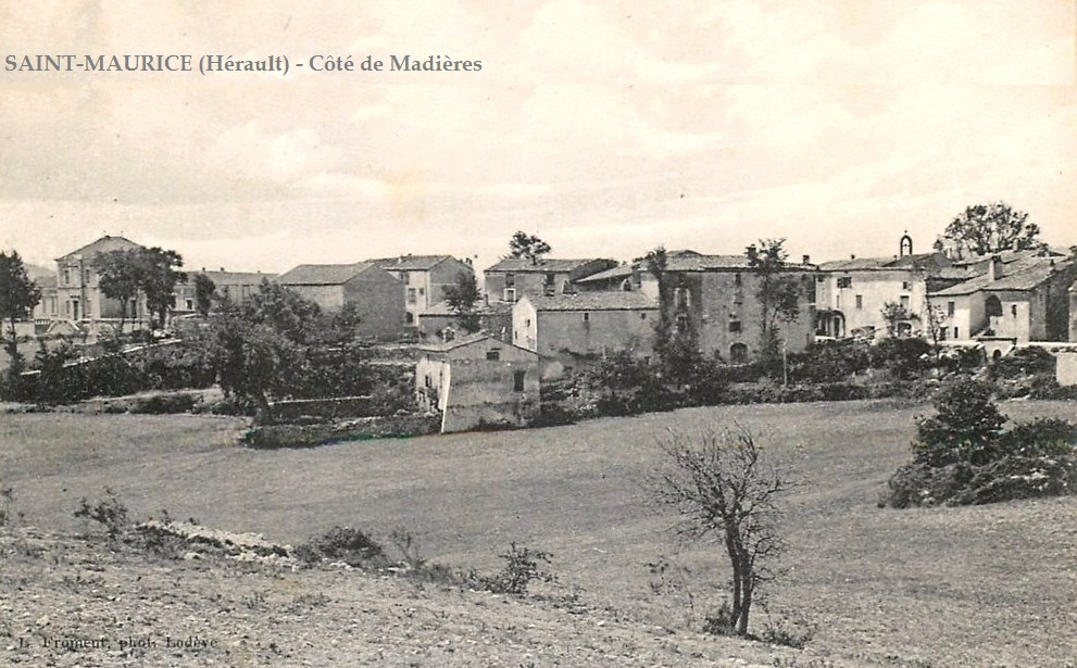Saint-Maurice-Navacelles (Hérault) CPA