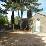 Saint-Pierre-de-la-Fage (Hérault) Le cimetière