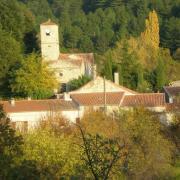 Saint-Pierre-de-la-Fage (Hérault) Parlatges, la chapelle
