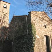 Saint-Pierre-de-la-Fage (Hérault) Parlatges, la chapelle Notre-Dame