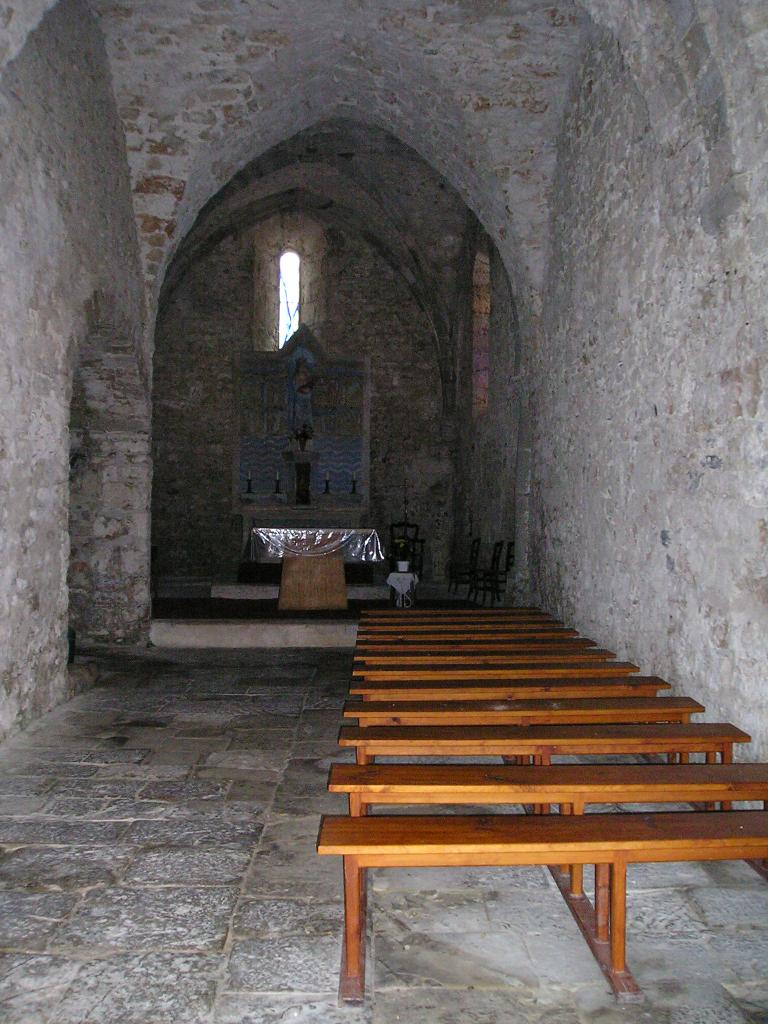 Saint-Pierre-de-la-Fage (Hérault) Parlatges  la chapelle