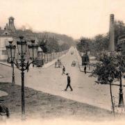 Saint-Quentin (Aisne) CPA le bld Gambetta