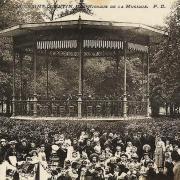 Saint-Quentin (Aisne) CPA le kiosque à musique