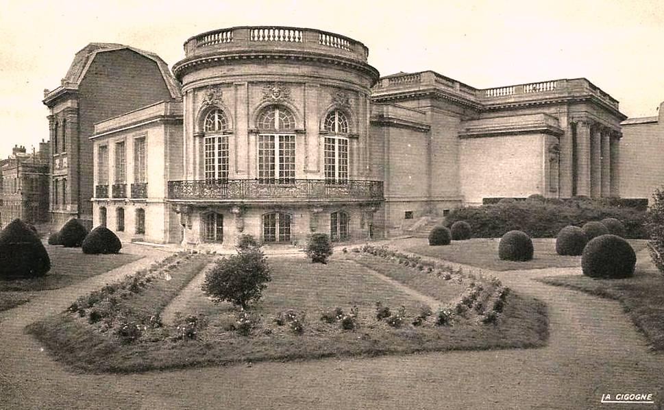 Saint-Quentin (Aisne) CPA le musée de La Tour