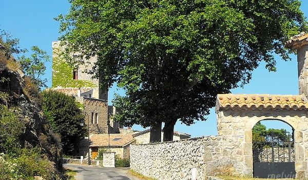 Saint-Roman-de-Codières (Gard)