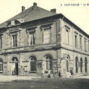 Saint-Saulge (Nièvre) La mairie CPA