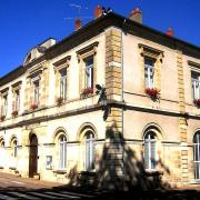 Saint-Saulge (Nièvre) La mairie